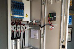 KOZAMEX – kompensacja energii biernej